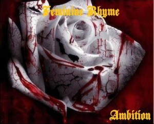 Feminine Rhyme's album cover